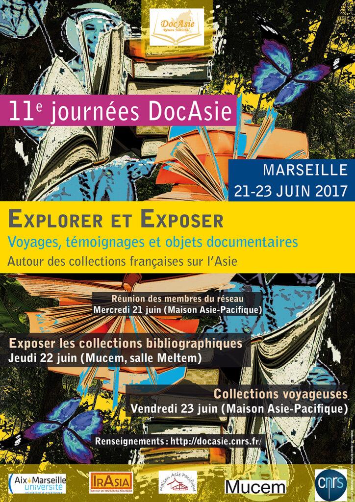 DocAsie 2017 - 21-23 juin 2017, Maison Asie-Pacifique et MUCEM, Marseille