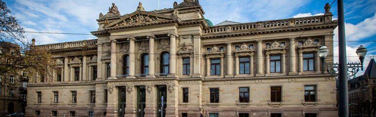 Strasbourg Bibliothèque nationale et universitaire