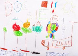 Romain, 4 ans